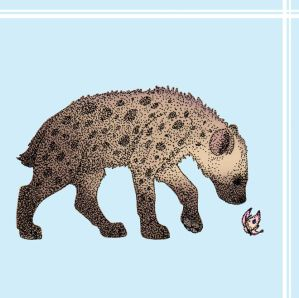 http://tn3-2.deviantart.com/fs10/300W/i/2006/129/4/1/Dotted_Spotted_Hyena_by_Blue_Dragon22.jpg