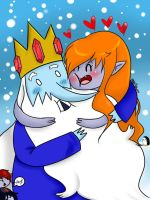 I love the Ice King by Mayitow