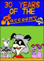 30 Years of The Raccoons by Megamink1997