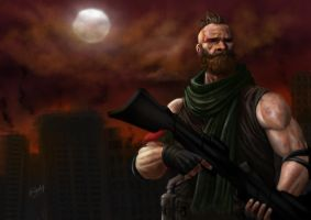 Mercenary by HendryRoesly