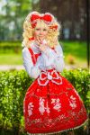 Sweet lolita. Summer by TaisiaFlyagina