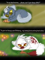 TcotV - being sick is never fun, poor babies by TheClansOf-TheValley