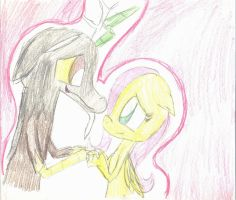 ''My only friend..'' by EeveelutionLova