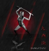 Kung-Pow-Dorothy by PavSys