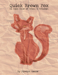 Quick Brown Fox Cover by PoisonApple