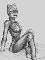 Catwoman by The-Unj