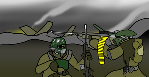 Trenches by MethusulaComics