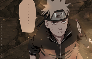 Naruto Shippuden Manga 642 -color by carl1tos