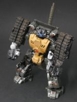 Wreckers Guzzle by Shinobitron