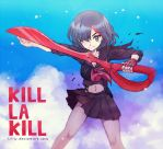Kill La Kill by liliyy