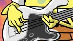 SpongeBob Rockin' the Bass by shermcohen
