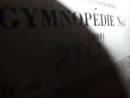 Gymnopedie No.1 by aliveisverypoetic
