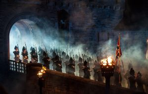 Military Tattoo Festival by Anantaphoto