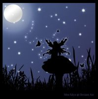 Night of the Faery by missedyn