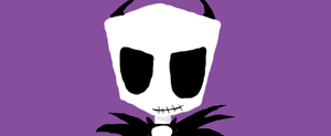 Zim Skellington (Idk, it sounds kinda weird) by Trollan-gurl22