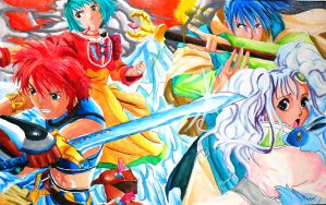 Tales of Eternia by valandro23