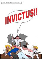 Invictus: the Unconquered - 8 by Joe-Morkos