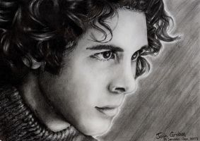 Josh Groban by WiccanSoul