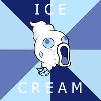 ICE CREAM FTW by xilefti