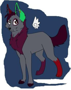 Sparky The Wolf by sparkypaws731