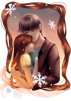 SC: Skye and Aiden by Yettyen