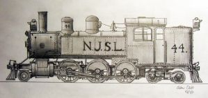 NJSL 2-6-4 by simulatortrain