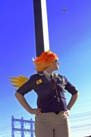 MLP Spitfire cosplay AN by Rizden