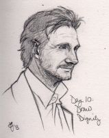 Day 10: Draw Dignity by Limlight