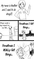 SILENT HILL COMIC 1 by macawnivore