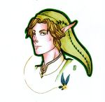 Link by Nenril-Tf