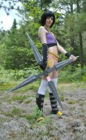 Yuffie Kisaragi by cloudstrife597