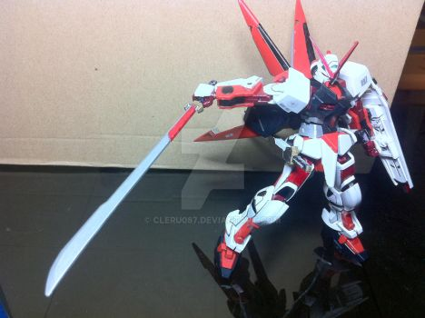 HG M1 Astray (Painted Build) by CLeRu087