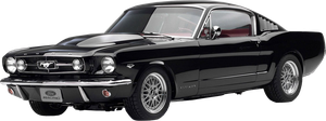 Ford Mustang PNG by Anuya