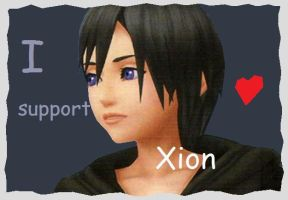 I support Xion Stamp by khdarkwolf