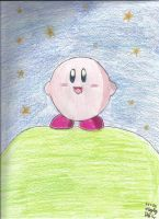The Pink Marshmallow by kayleyster