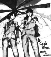 CodeBlue2 by possumomo