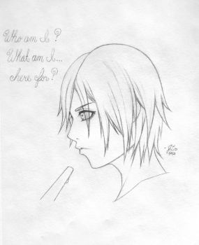 Who am I? by imagineJL842