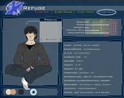 Kevin Stone-Refuge Application by Seasonfluff