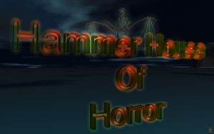 Hammer House Of Horror - WS by Ingostan