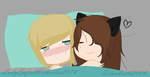 ||Snuggle Time||Random Gift For LadySofiaMichaelis by Setendeath