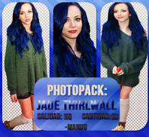 Photopack png 002. Jade Thirlwall by Manuuselena