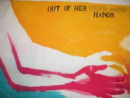 Out of her hands by GothicJosephine