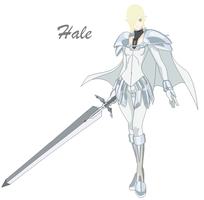 Claymore OC by KarateCat211