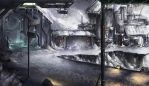 Snow - Factory - Stand by benevolencer
