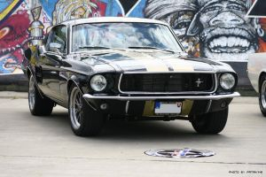 Ford Mustang 1967 GTA by Hotcars