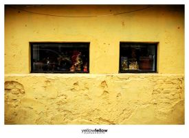 yellow fellow by an-urb