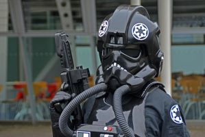 TIE Fighter Pilot Cosplay (2) by masimage