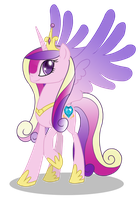 Princess Cadence by 14Dreamer