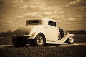 1932 Ford Hot Rod by AmericanMuscle