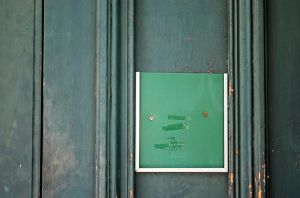Green door, Bendigo by dpt56
